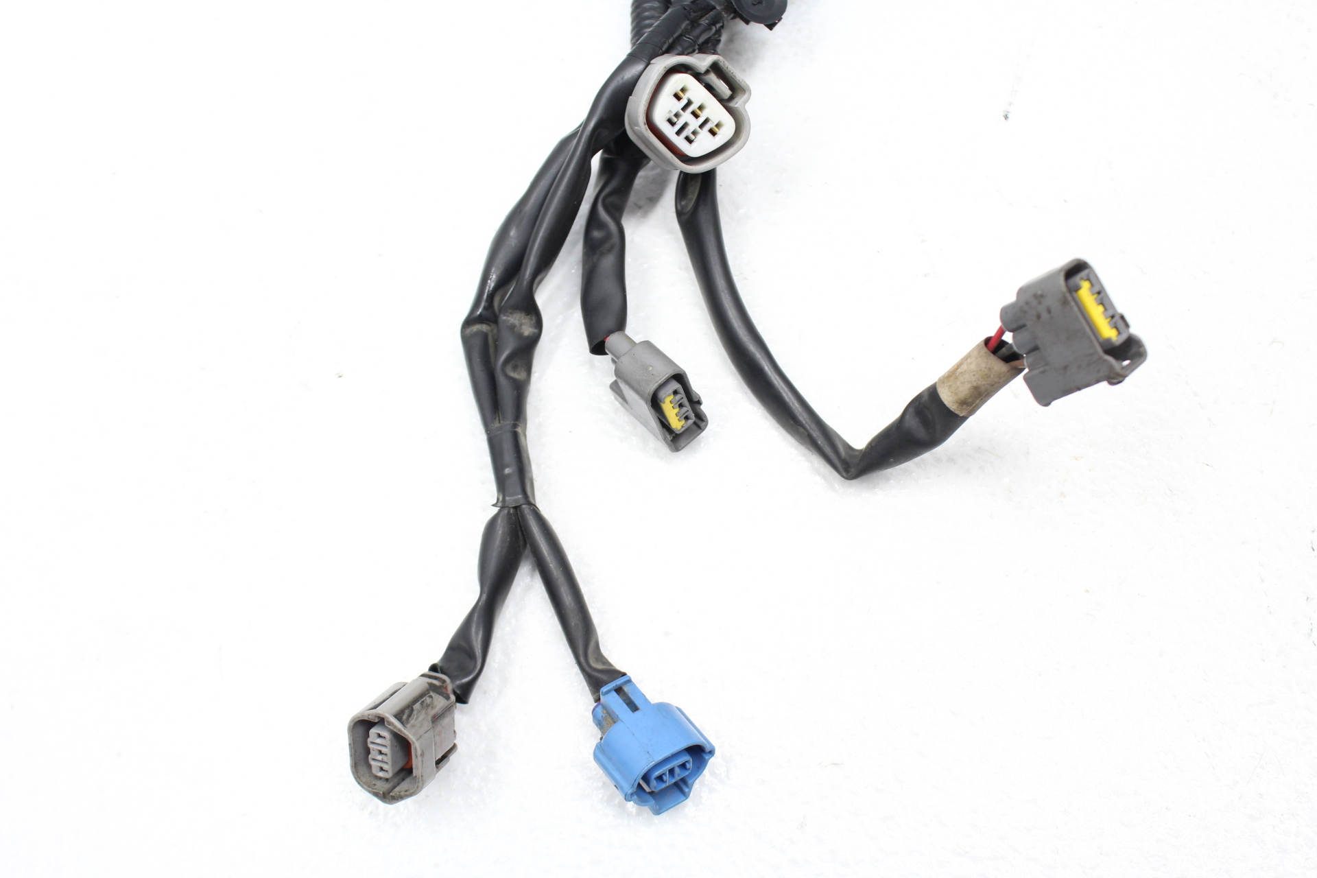 Subaru Wrx Sti Engine Motor Wire Wiring Harness