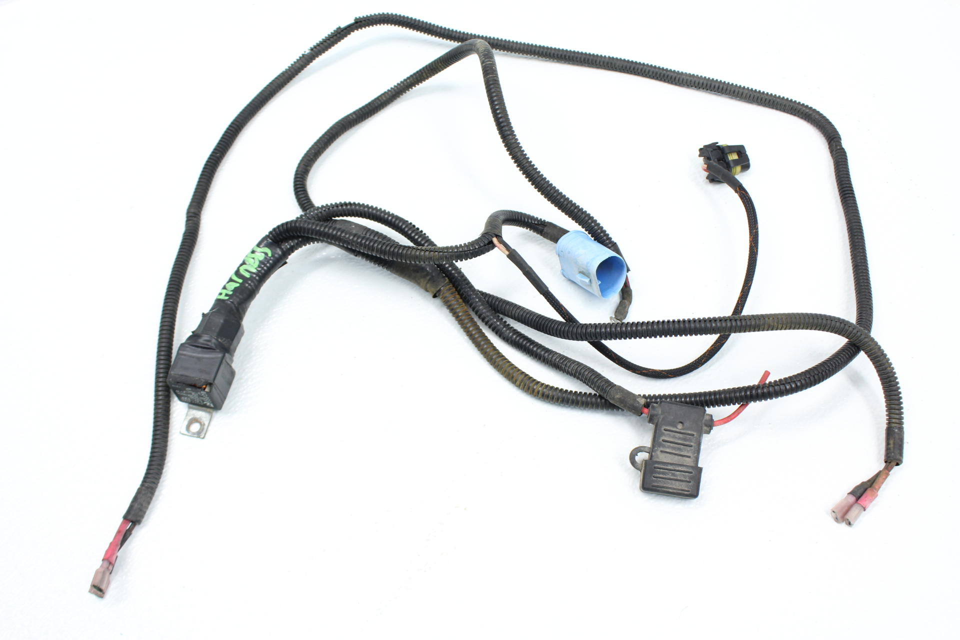 Headlight Wiring Harness Subaru Wiring Diagram