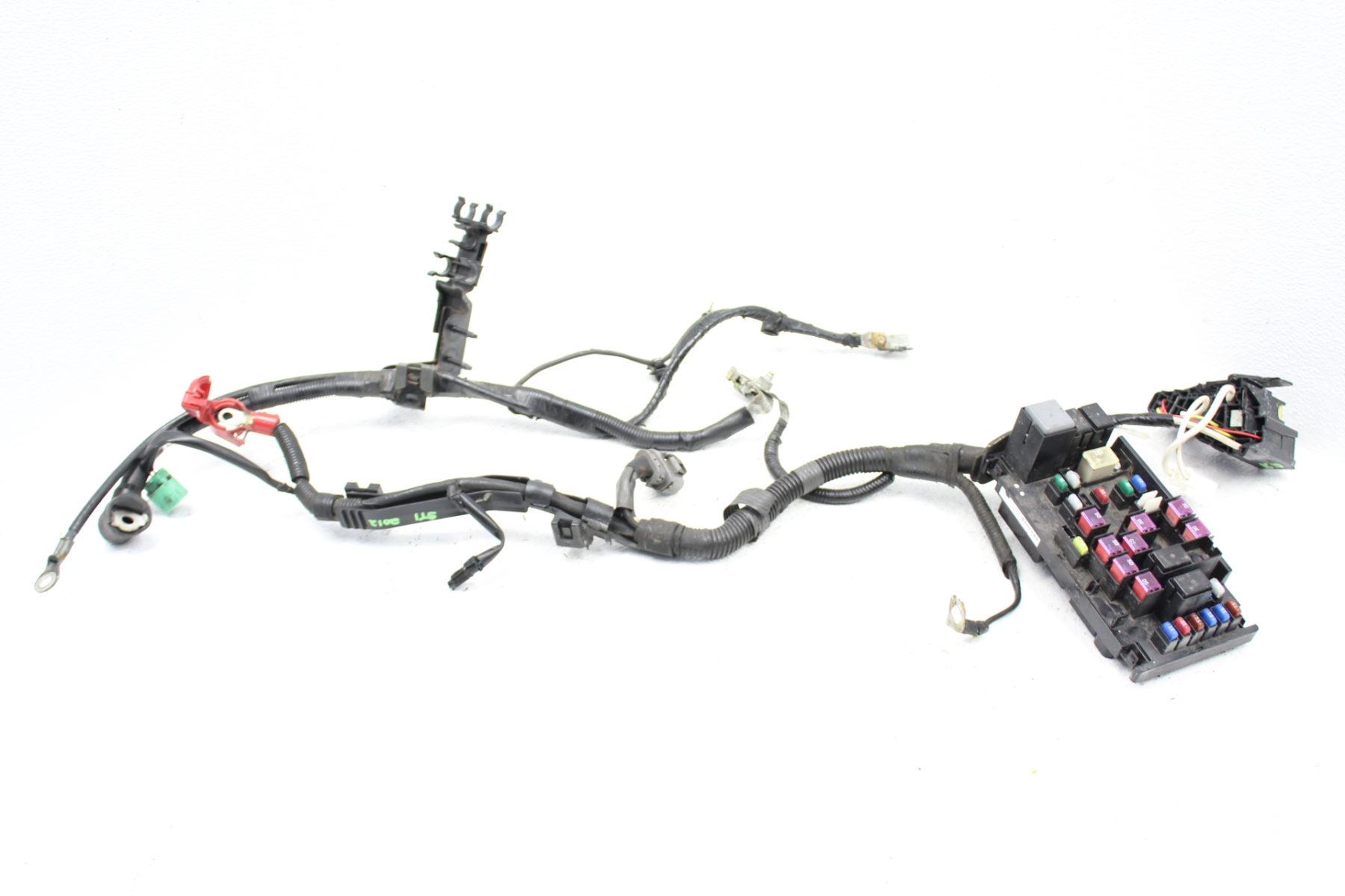 Subaru Wrx Amp Sti Fuse Box Wire Wiring Harness