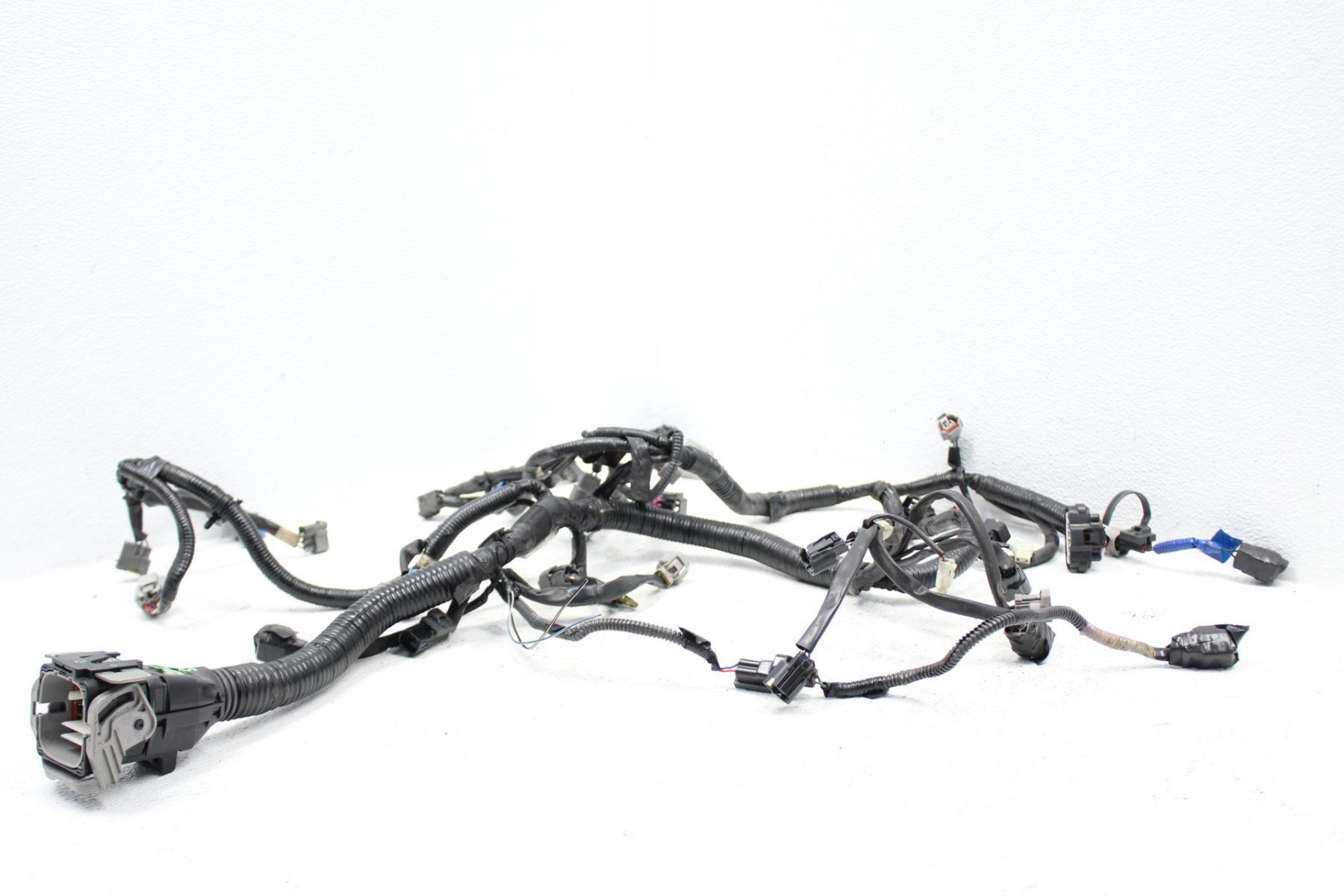 Subaru Wrx Sti Engine Motor Wiring Harness Oem