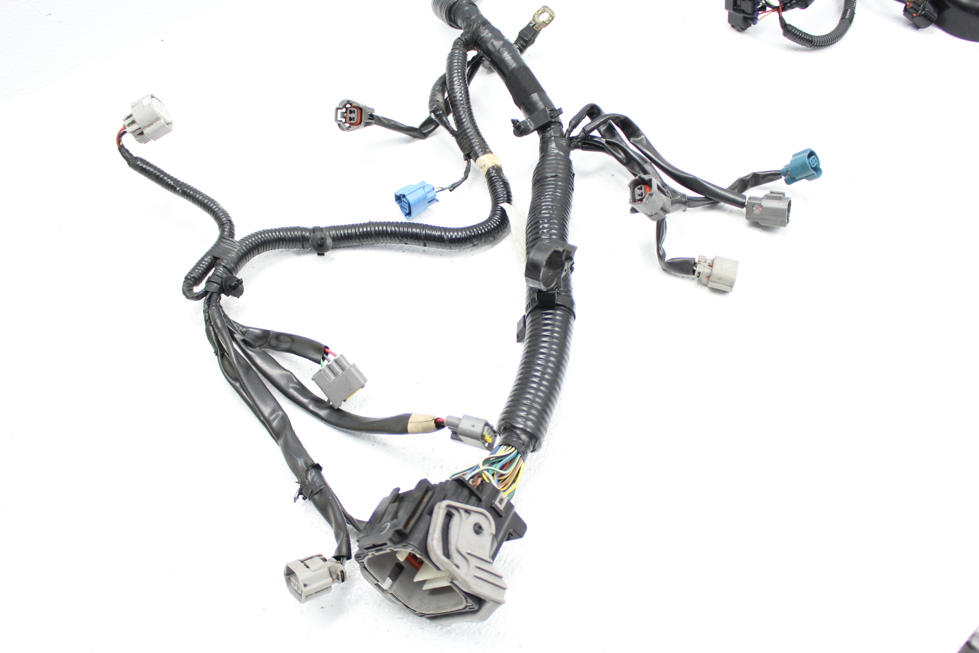 08 14 Subaru Wrx Sti Engine Wire Wiring Harness