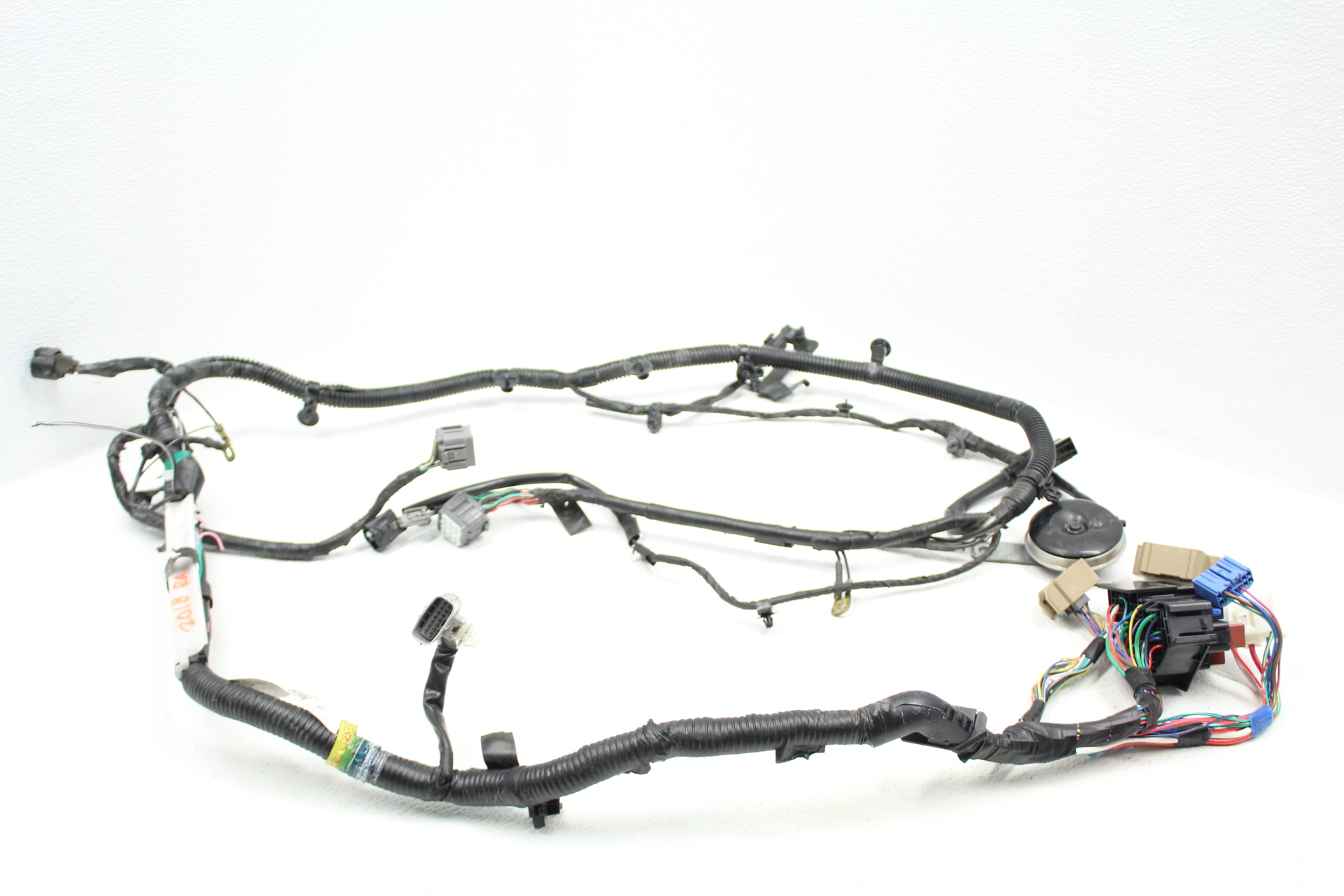 18 Subaru Wrx Sti Type Ra Front Light Wire Wiring