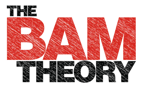 The Bam Theory Movie Logo