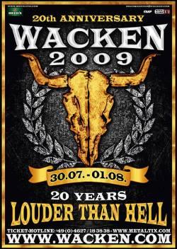 Wacken Open Air 2009