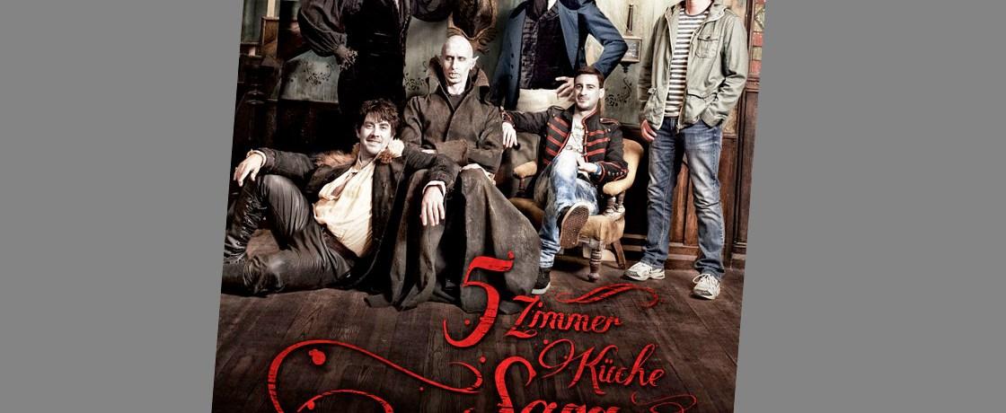 5 Zimmer Filmkritik - subkultur
