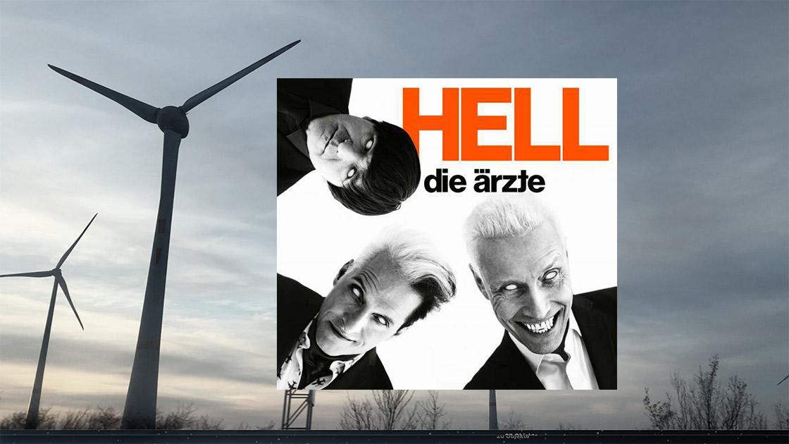 """Die Ärzte """"Hell"""" - subkultur"""