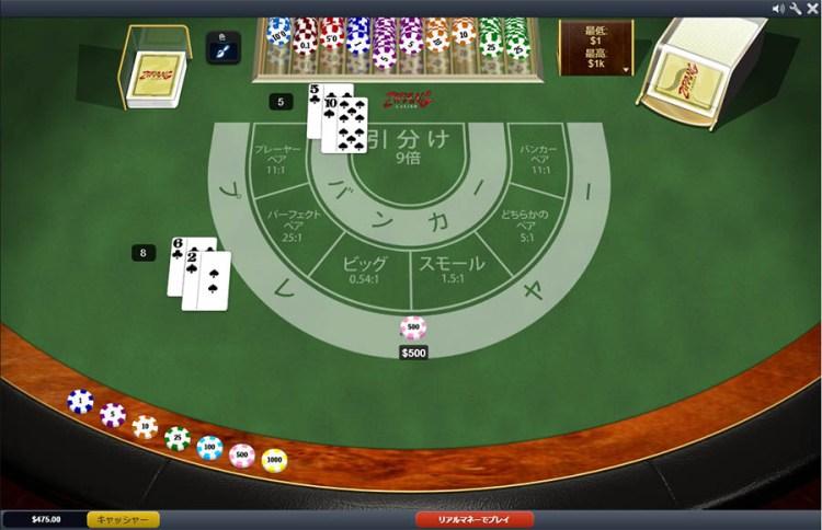 オンラインカジノはプログラムによる勝負である