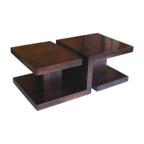 DESIGNER SHEESHAM WOOD COFFEE TABLE