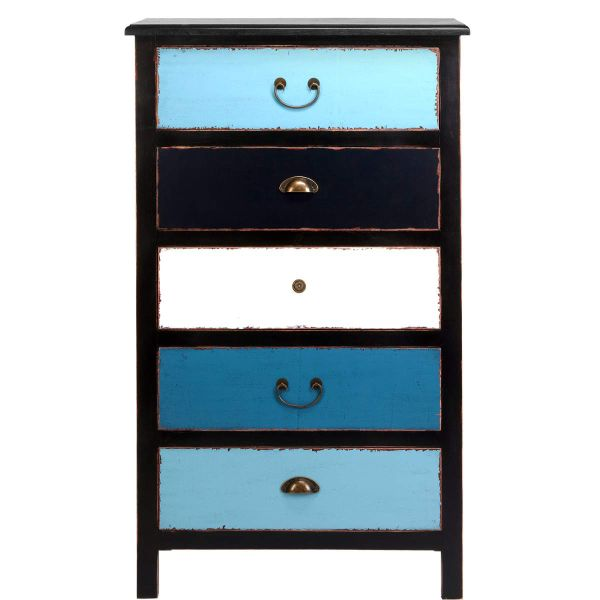 BLUO SHADES DRAWER CHEST