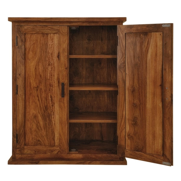 CLOSED BOOKCASE