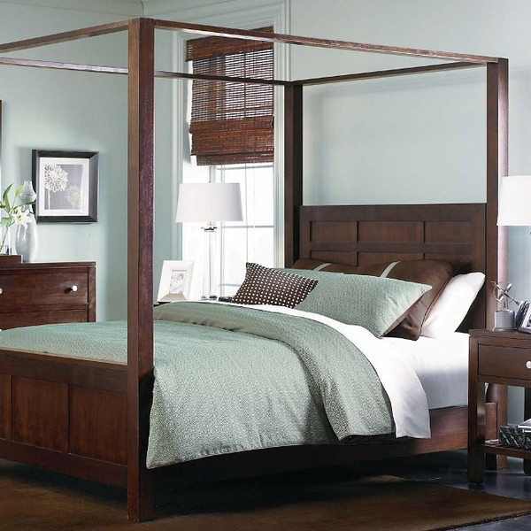 ROYAL POSTER BED – KING SIZE
