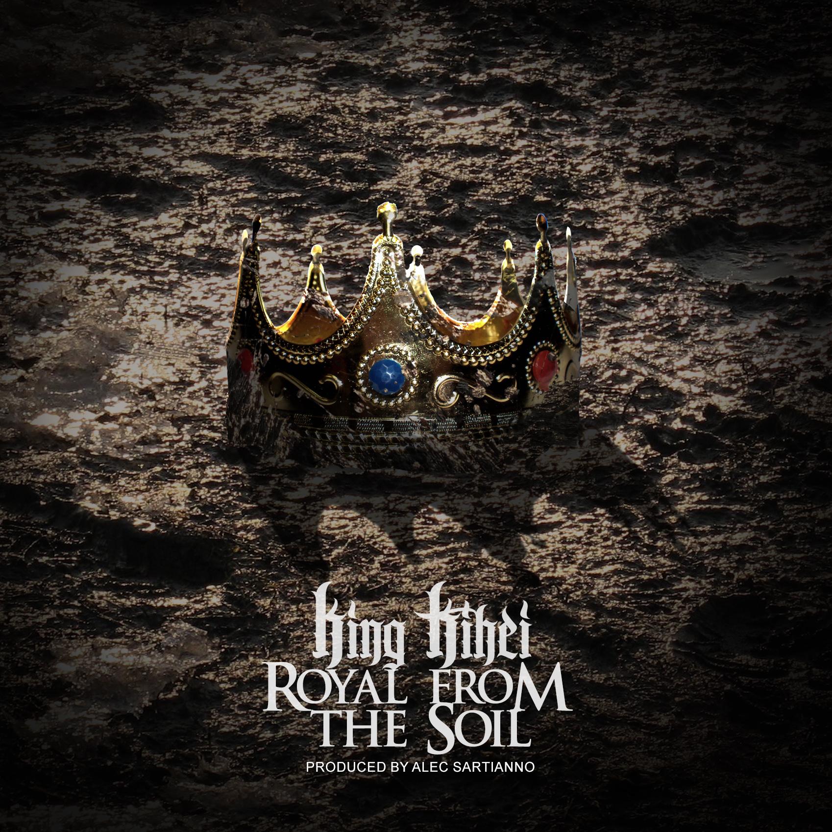 King Kihei | Royal from the Soil official artwork