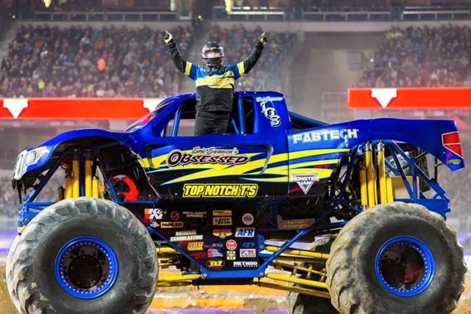 Monster Trucks Sublimity Harvest Festival