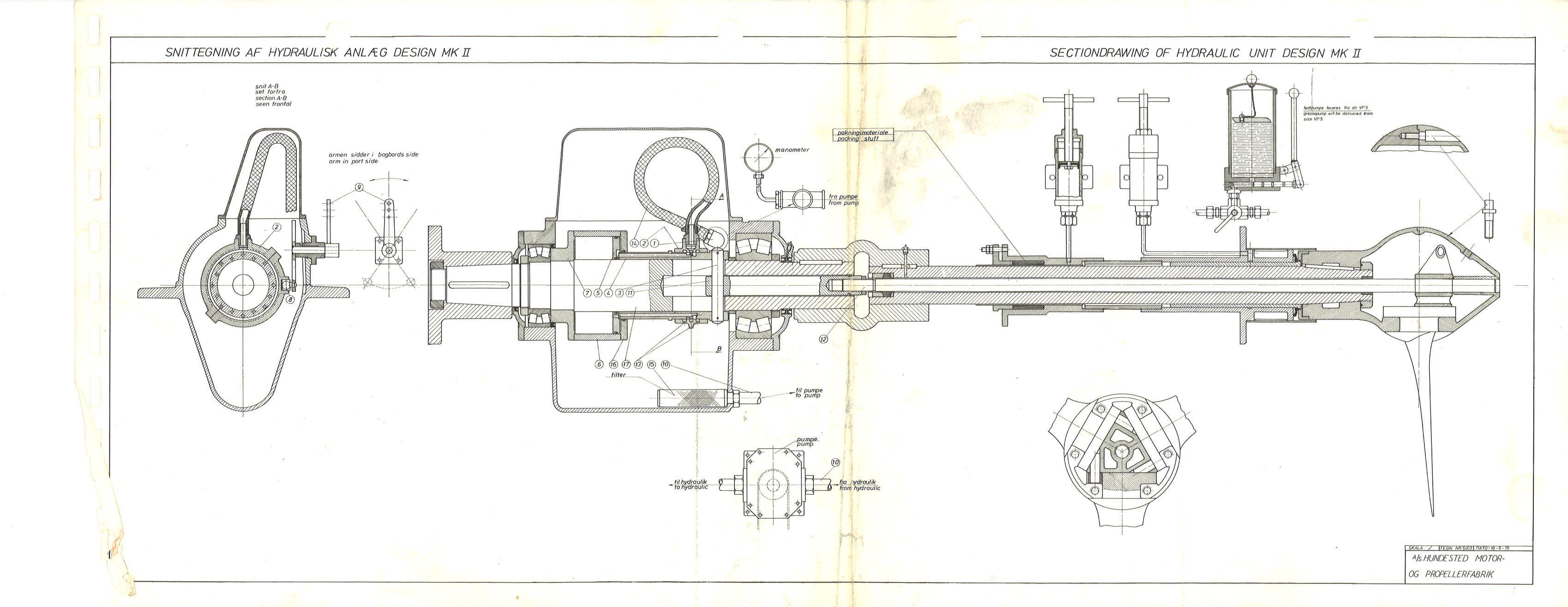 Parker Pump Parts