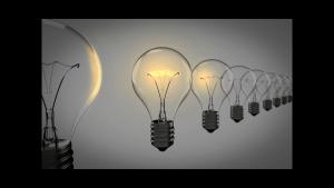 Ideas, and ideas, and ideas