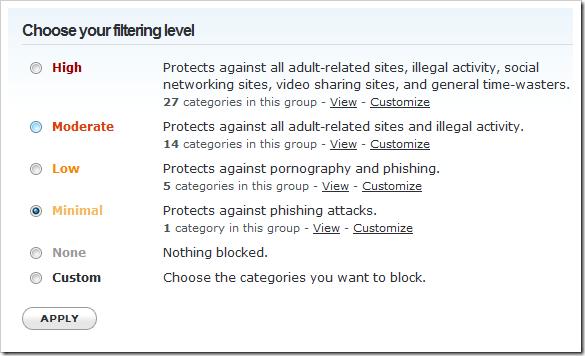 basicfiltering
