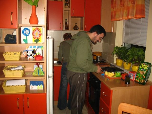 Spasena kuhinja