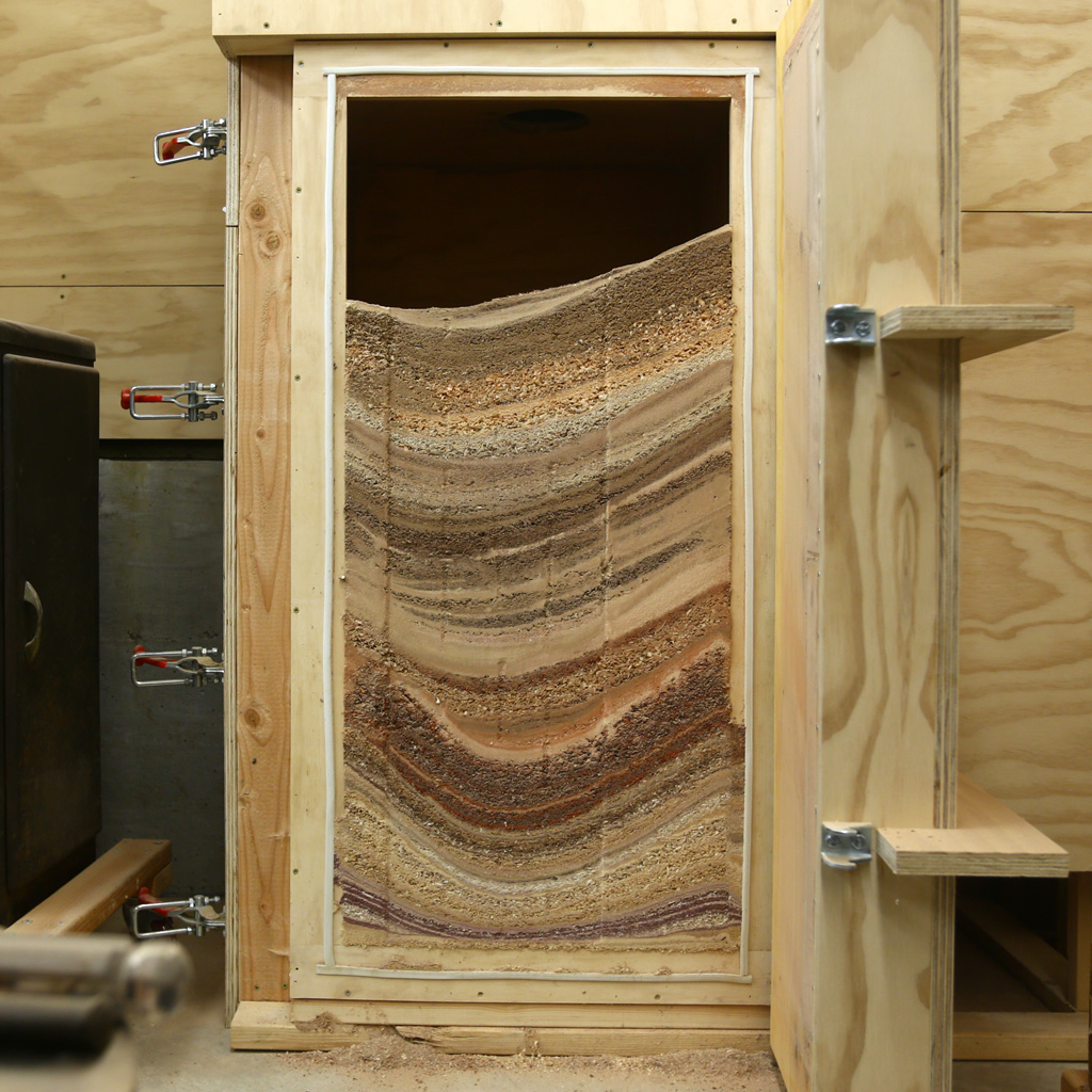 wood shop dust collector