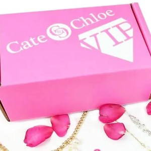 Cate and Chloe Subscription box