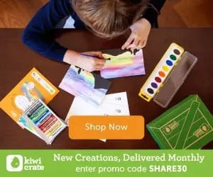 Kiwi Crate Subscription Box