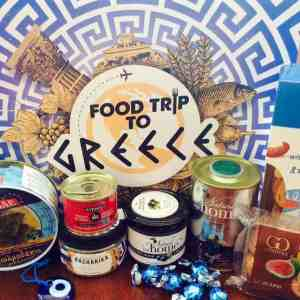 Food Trip to Greece World Food Subscription Box August 2016 10