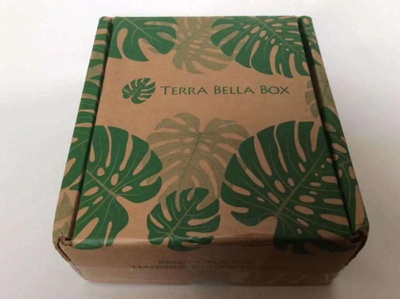 Terra Bella Subscription Box – January 2017 Review