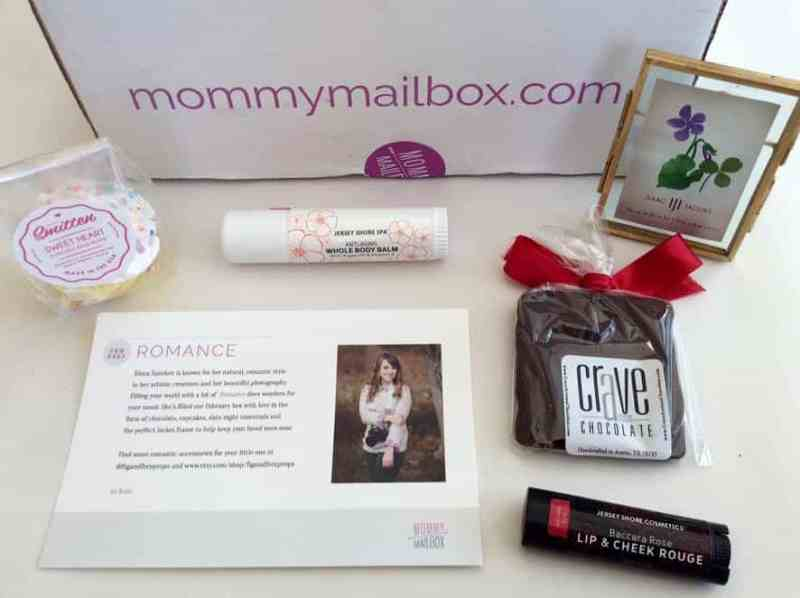 Mommy Mailbox Subscription Box – February 2017 Review