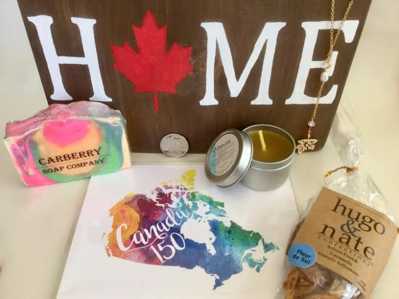 Canadian Originals Subscription Box – July 2017 Review (Debut Box)