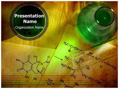 Organic Chemistry Template  free organic chemistry