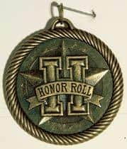 "2"" Honor Roll Value Medal"