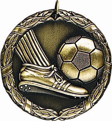 """2"""" Soccer Medals"""