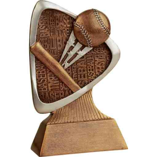 Triad Baseball Trophy