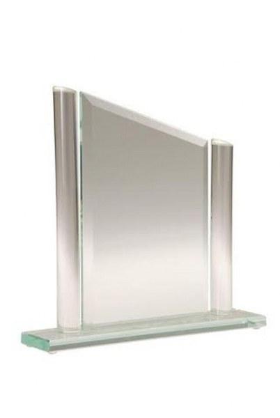 Ascending Column Glass Award