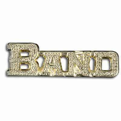 Band Lapel Pin
