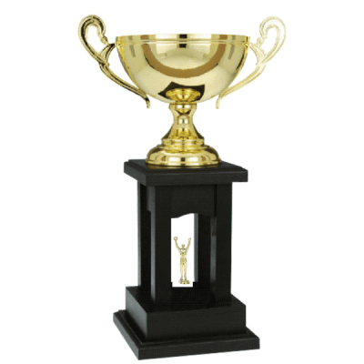 Gold Pillar Trophy
