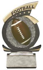 Gold Star Football Trophy