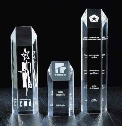 Hexagon Tower Award