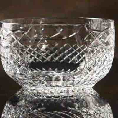 Kerry Crystal Bowl
