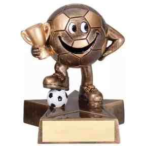 Lil Buddy Soccer Trophy