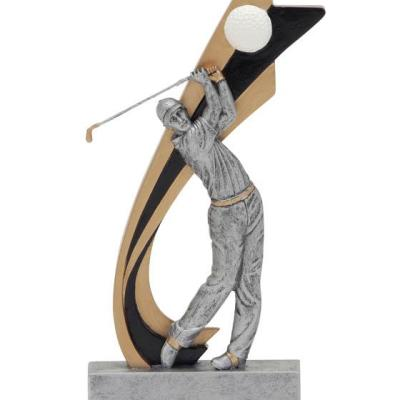 Live Action Men's Golf Trophy