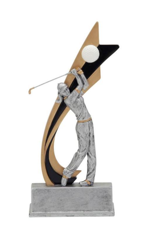 Live Action Women's Golf Trophy