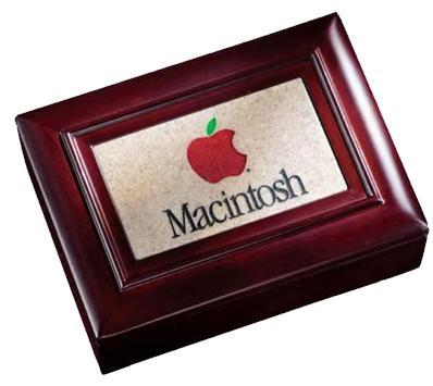 Mahogany Box