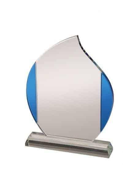 Ocean Flame Glass Award