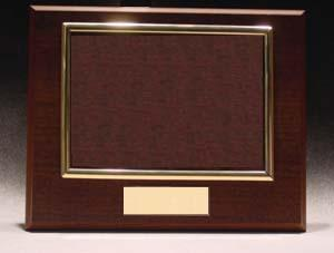 Picture Plaque with Engraving Plate