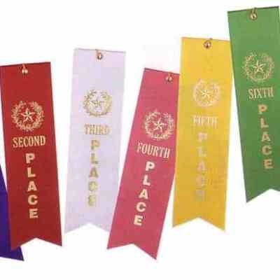 Place Ribbons
