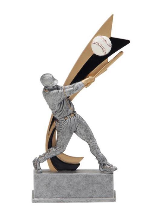 Live Action Baseball  Trophy