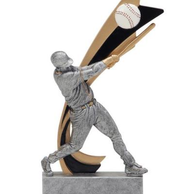 Live Action Baseball  Trophy