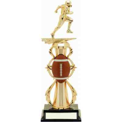Action Football Trophy