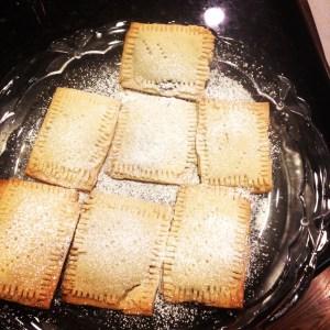 Seriously good homemade Pop-tarts.