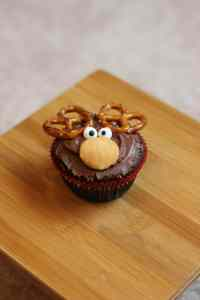 Reindeer brownie recipe